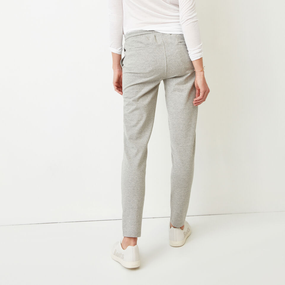 Roots-Women Our Favourite New Arrivals-Kelby Jogger-Grey Mix-D