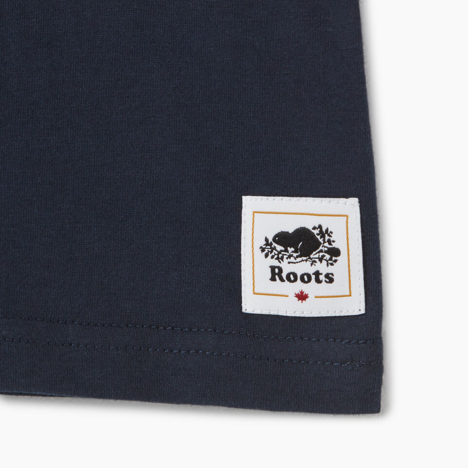 Roots-undefined-Baby Blazon T-shirt-undefined-D