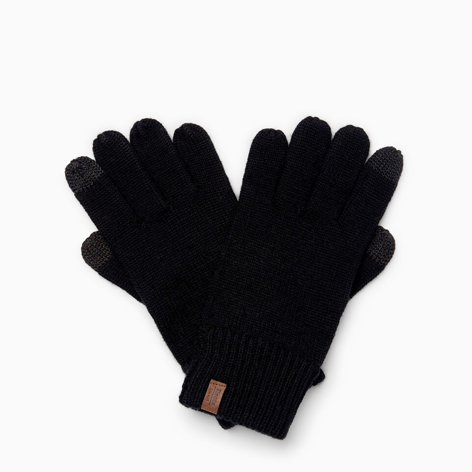 Roots-undefined-Wool Texting Glove-undefined-A