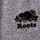 Roots-Kids Bottoms-Boys Original Sweatpant-Salt & Pepper-D