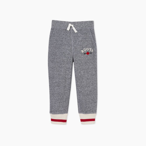 Roots-Sale Toddler-Toddler Cabin Sweatpant-Salt & Pepper-A
