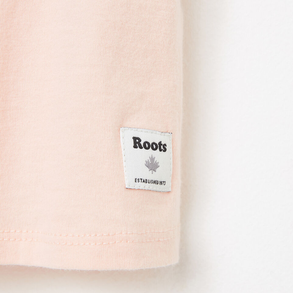 Roots-undefined-Baby Cooper Beaver Puff T-shirt-undefined-C