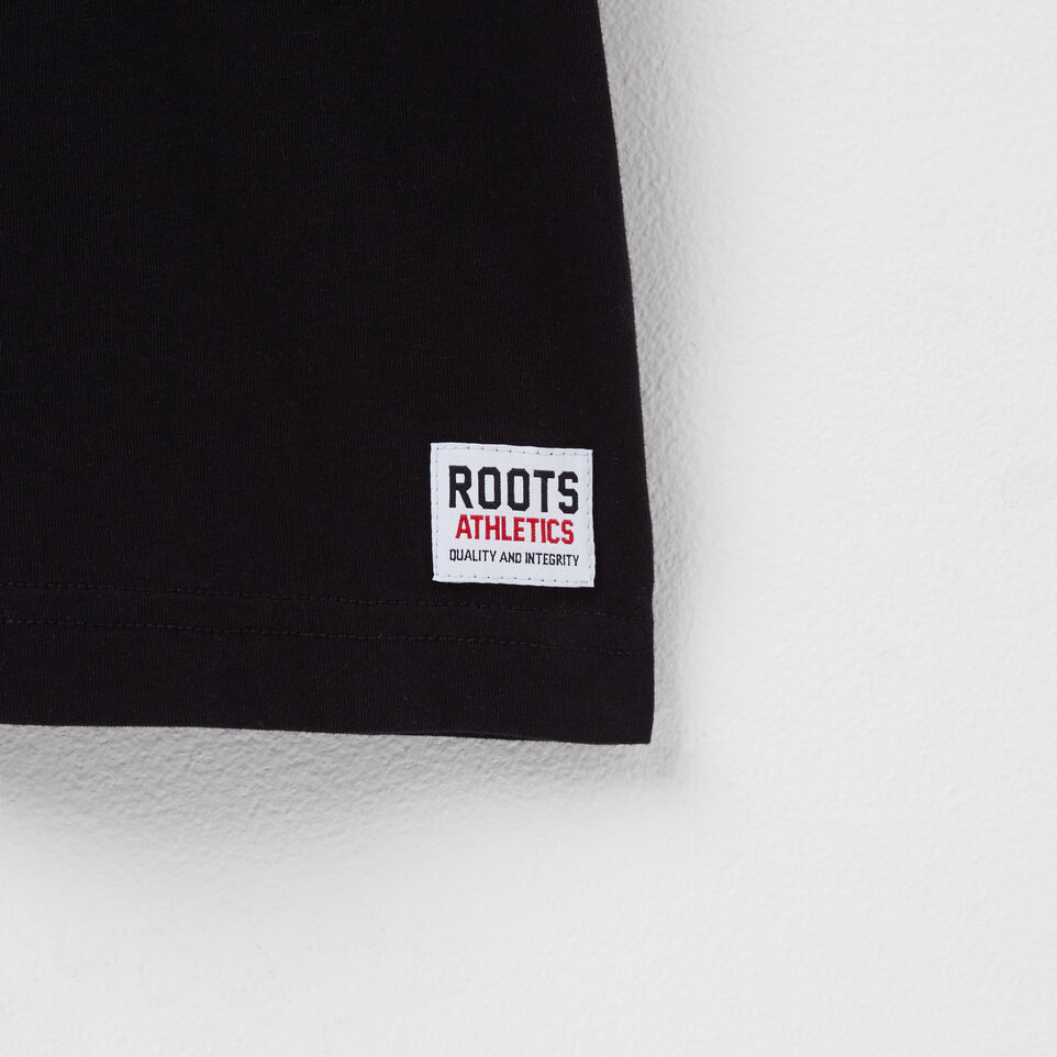 Roots-undefined-T-shirt Man Crt Cooper Can H-undefined-E
