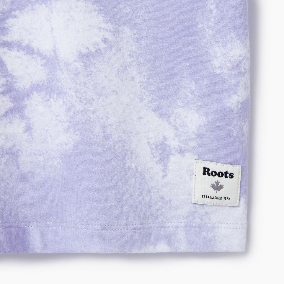 Roots-New For July Daily Offer-Womens Moncton T-shirt-Thistle-C