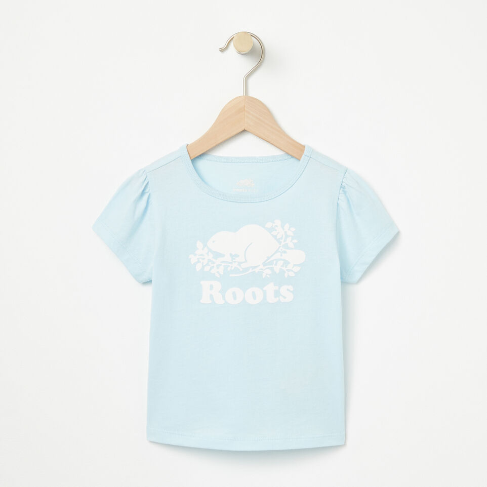 Roots-undefined-Toddler Cooper Beaver Puff T-shirt-undefined-A