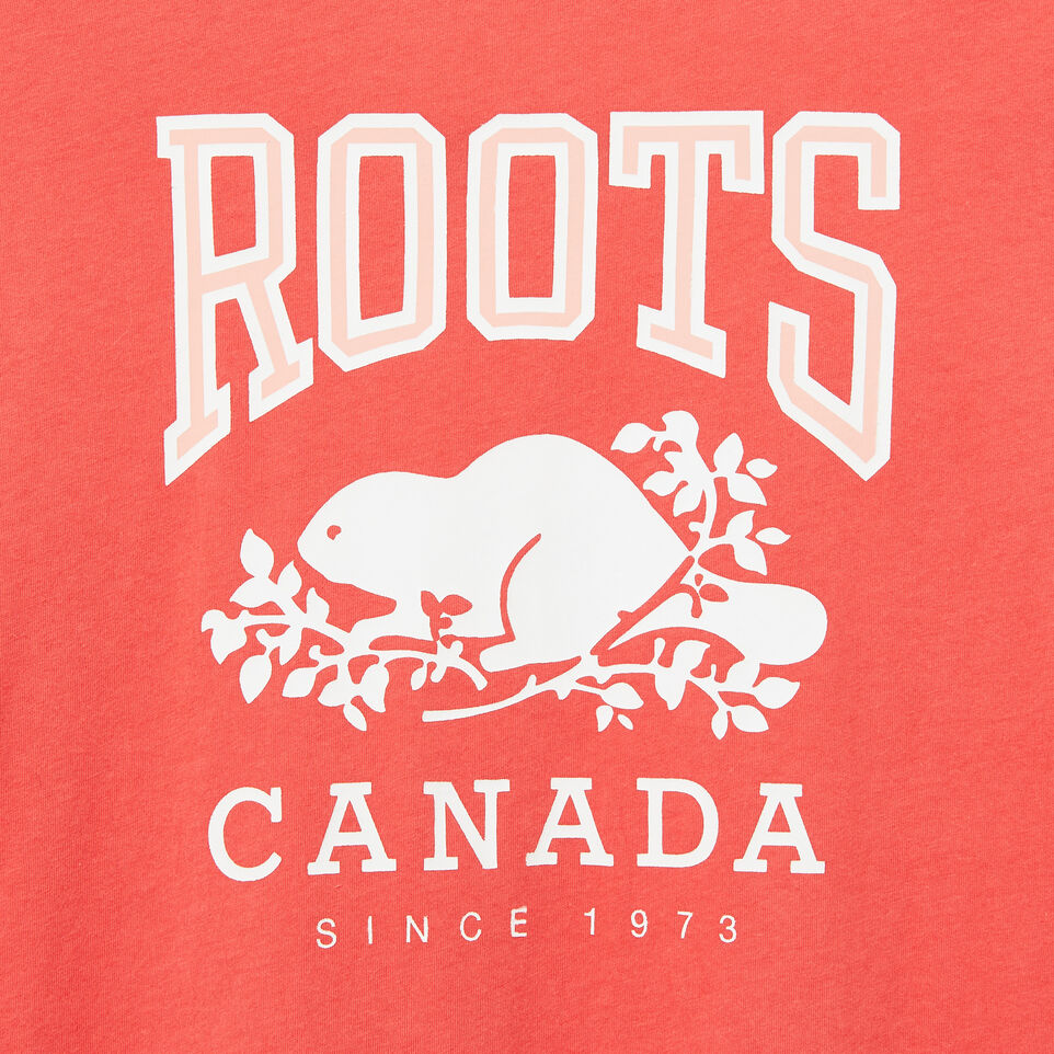Roots-undefined-Womens Classic RC T-shirt-undefined-D