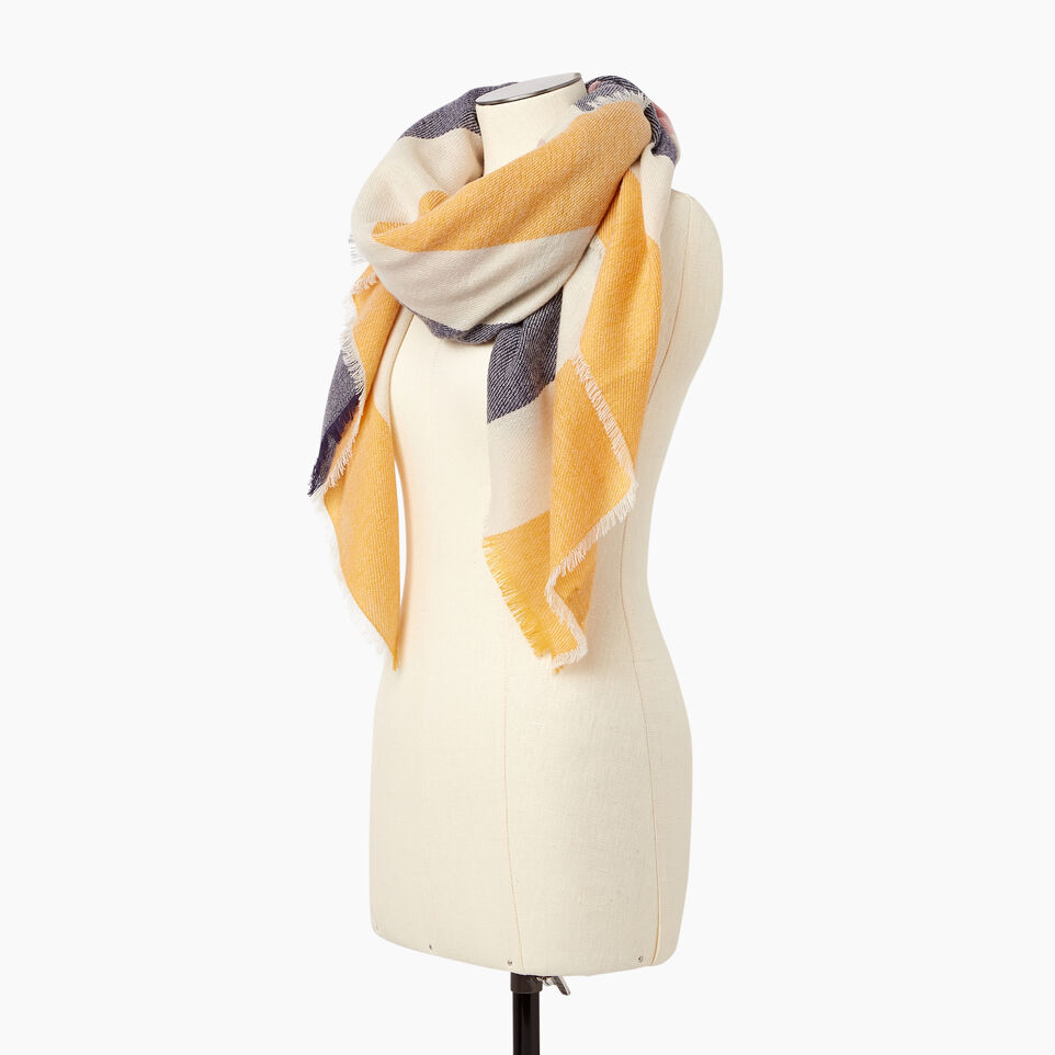 Roots-Women Our Favourite New Arrivals-Stanhope Scarf-Multi-C
