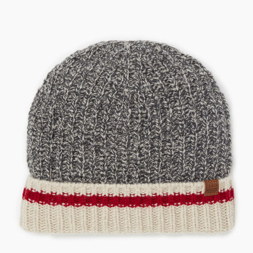 Roots-Women Accessories-Roots Cabin Toque-Grey Oat Mix-A