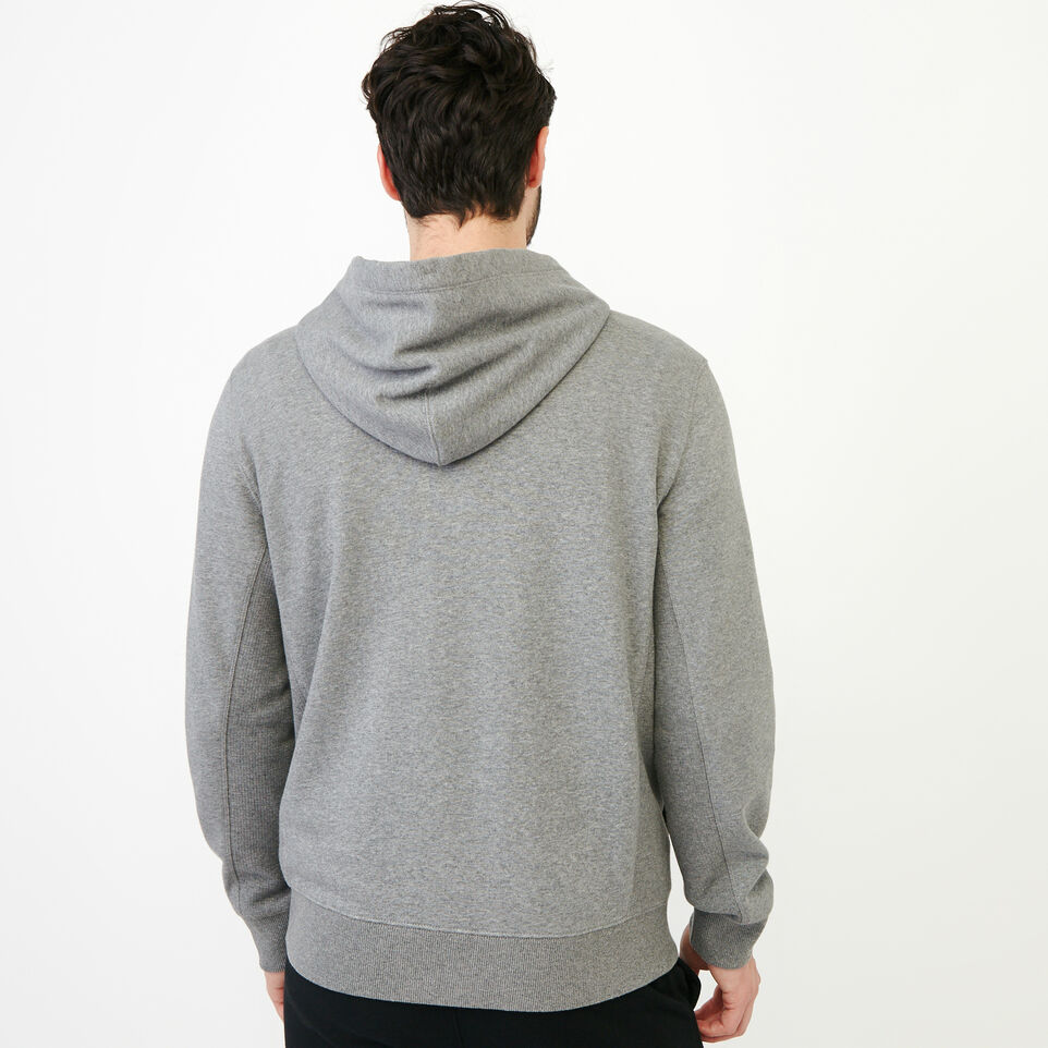 Roots-Men Our Favourite New Arrivals-Roots Breathe Hoody-Med Grey Mix-D