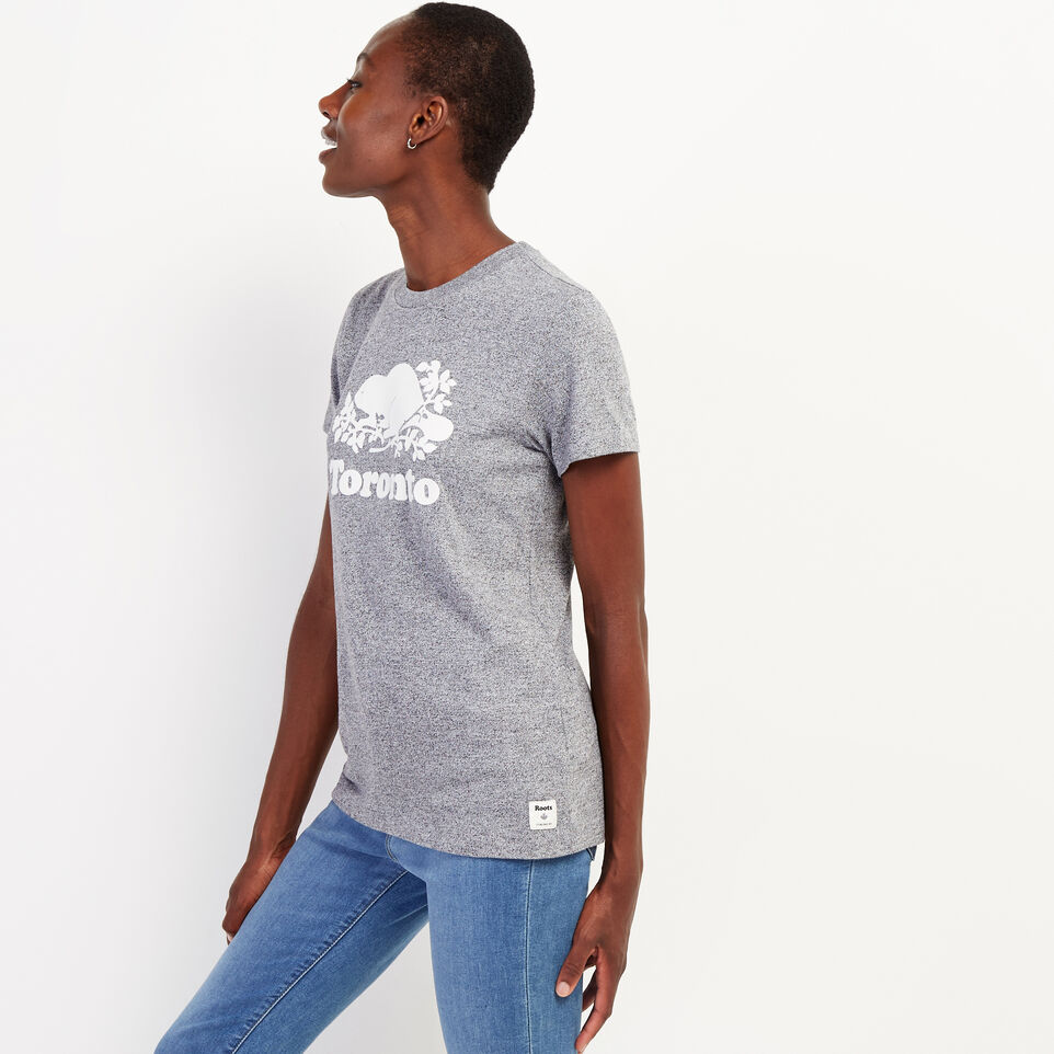 Roots-undefined-Women's Toronto T-Shirt-undefined-C
