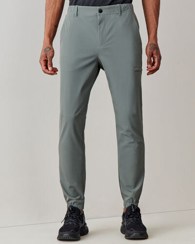 Roots-New For This Month Journey Collection-Journey Tech Jogger-Castor Grey-A