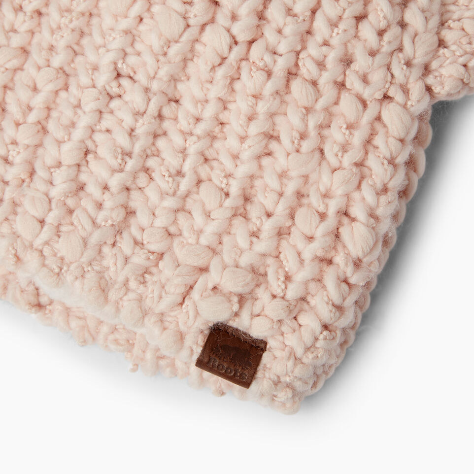 Roots-Clearance Kids-Girls Charlotte Toque-Pink Mix-D