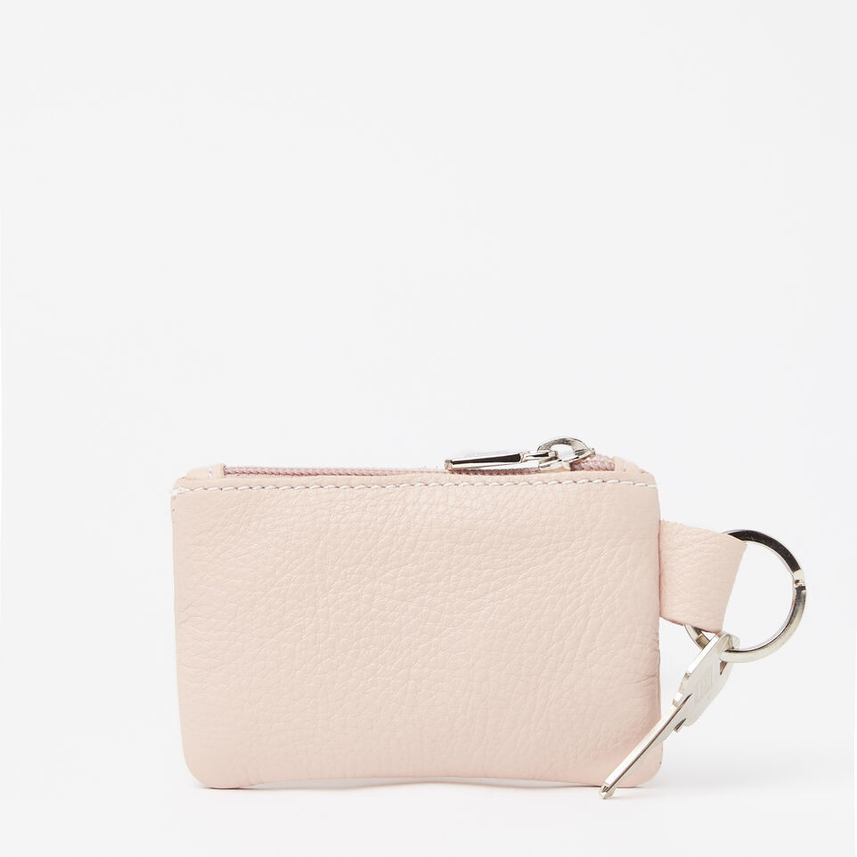 Roots-undefined-Top Zip Key Pouch Prince-undefined-A
