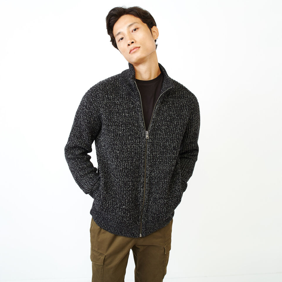 Roots-undefined-Snowy Fox Zip Mock Jacket-undefined-A