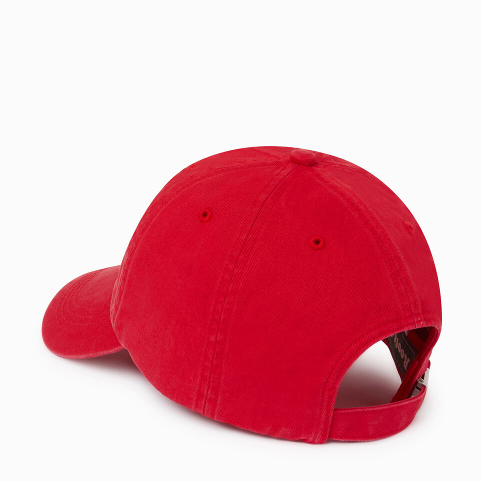 Roots-Men Our Favourite New Arrivals-Canada Leaf Baseball Cap-Red-C