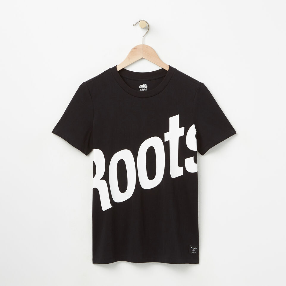 Roots-undefined-T-shirt Cameron pour femmes-undefined-A