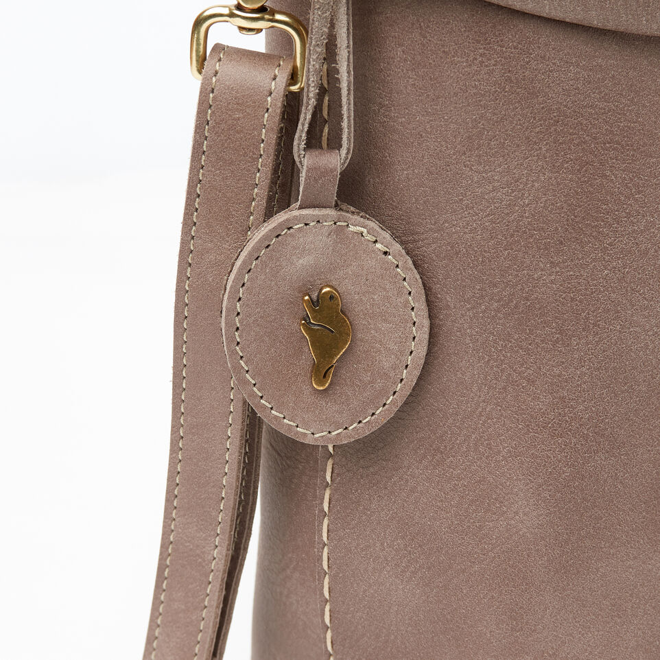 Roots-Leather  Handcrafted By Us Our Favourite New Arrivals-Ella Bag-Fawn-D