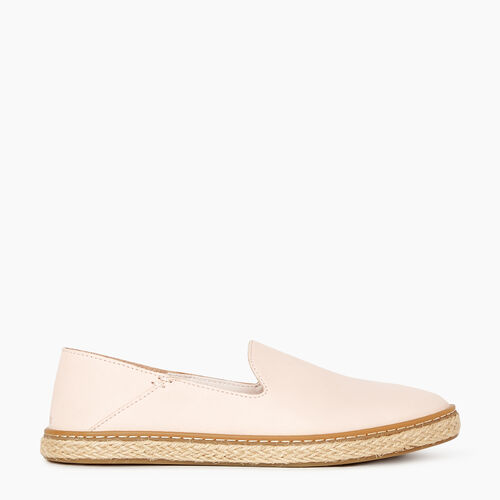 Roots-Footwear Categories-Womens Sydney Espadrille-Cloud Pink-A