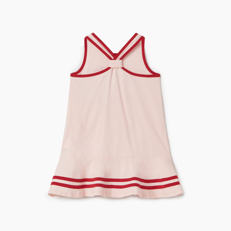 Roots-Kids Canada Collection-Toddler Canada Tank Dress-English Rose-B
