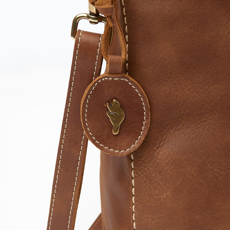 Roots-Leather  Handcrafted By Us Our Favourite New Arrivals-Ella Bag-Natural-D