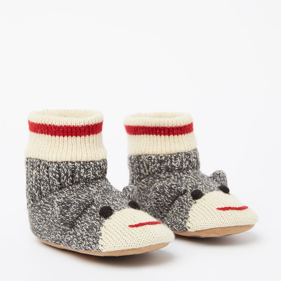 Roots-undefined-Toddler Cabin Monkey Slipper-undefined-B