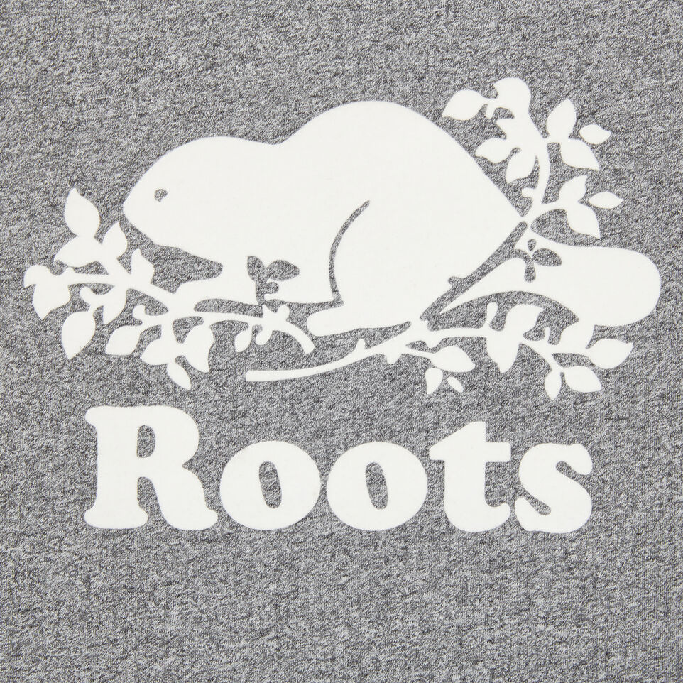 Roots-undefined-Girls Cooper Beaver T-shirt-undefined-D