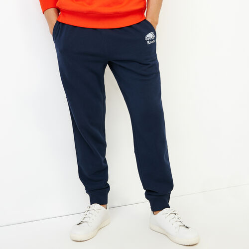 Roots-Men Categories-Roots Breathe Slim Sweat Pant-Navy Blazer-A