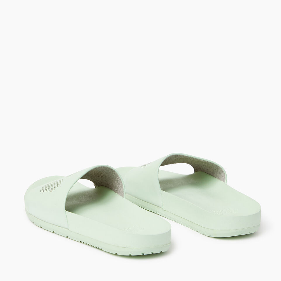 Roots-Footwear Our Favourite New Arrivals-Womens Long Beach Pool Slide-Spray-E