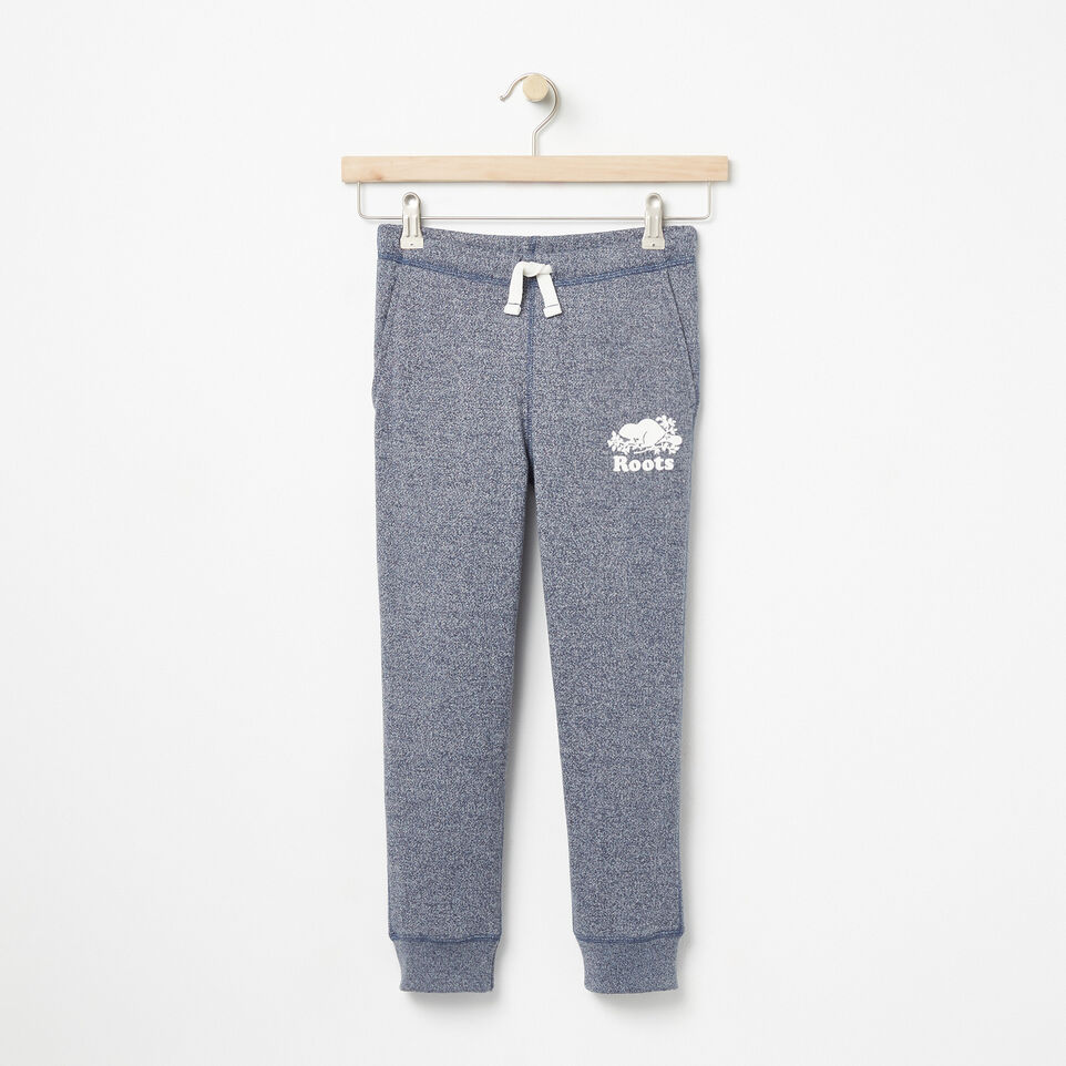 Roots-Boys Park Slim Sweatpant