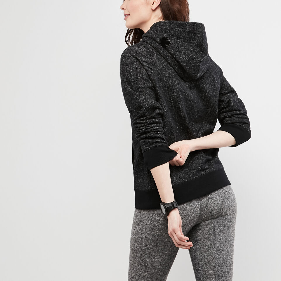 Roots-undefined-Roots Black Pepper Original Kanga Hoody-undefined-D