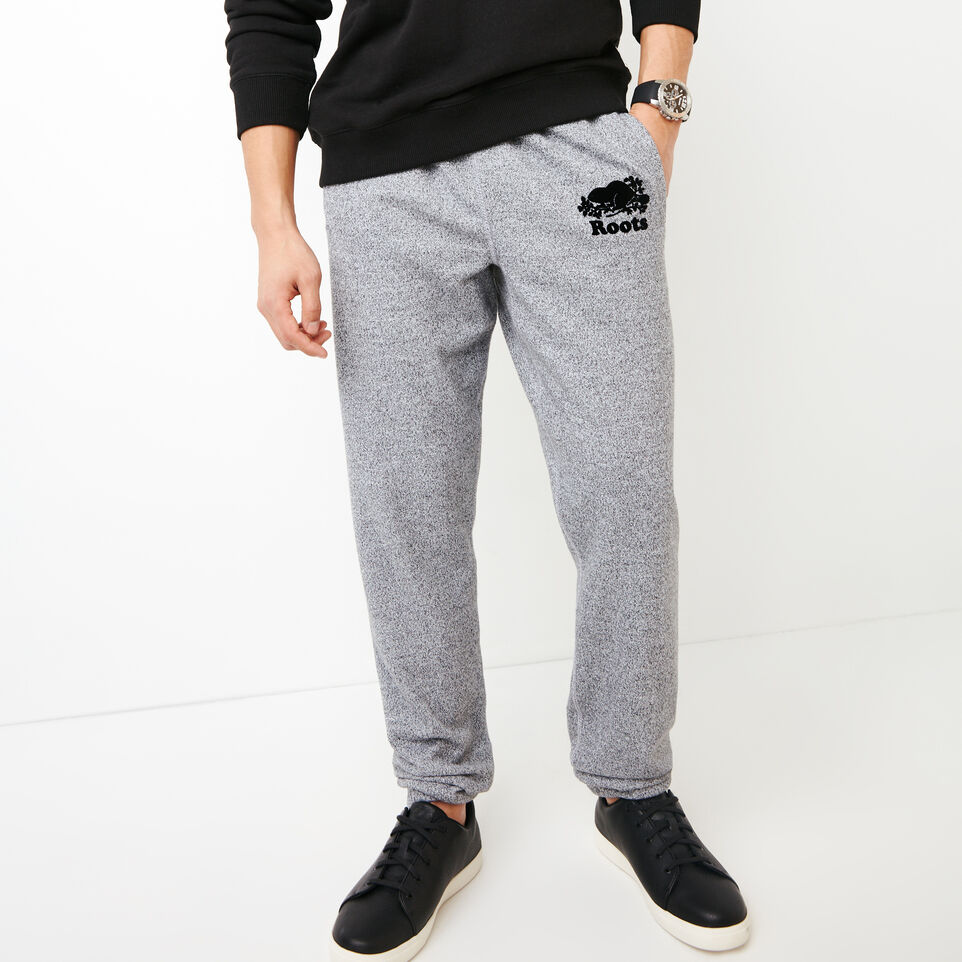 Roots-undefined-Roots Salt and Pepper Original Sweatpant - Tall-undefined-A