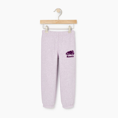 Roots-Sale Kids-Toddler Original Roots Sweatpant-Lupine Mix-A