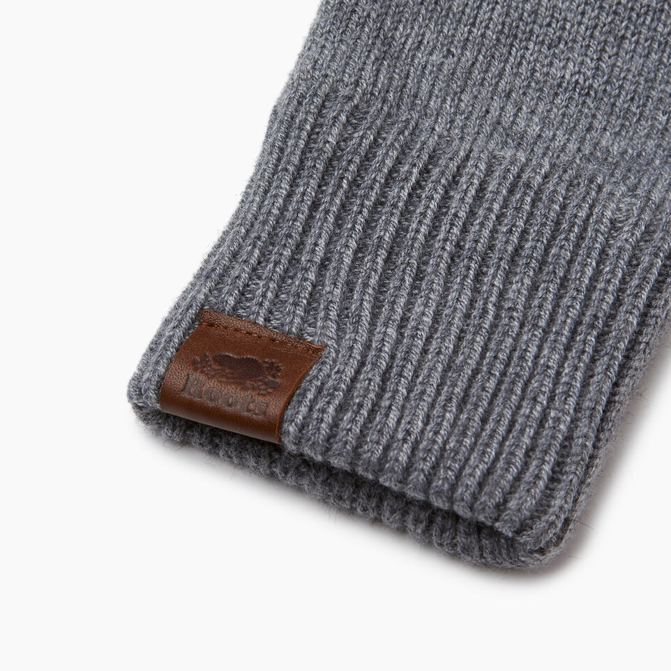 Roots-Women Categories-Robson Texting Glove-Grey Mix-D