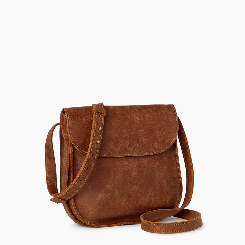 Roots-Leather New Arrivals-Lambert Bag-Natural-A
