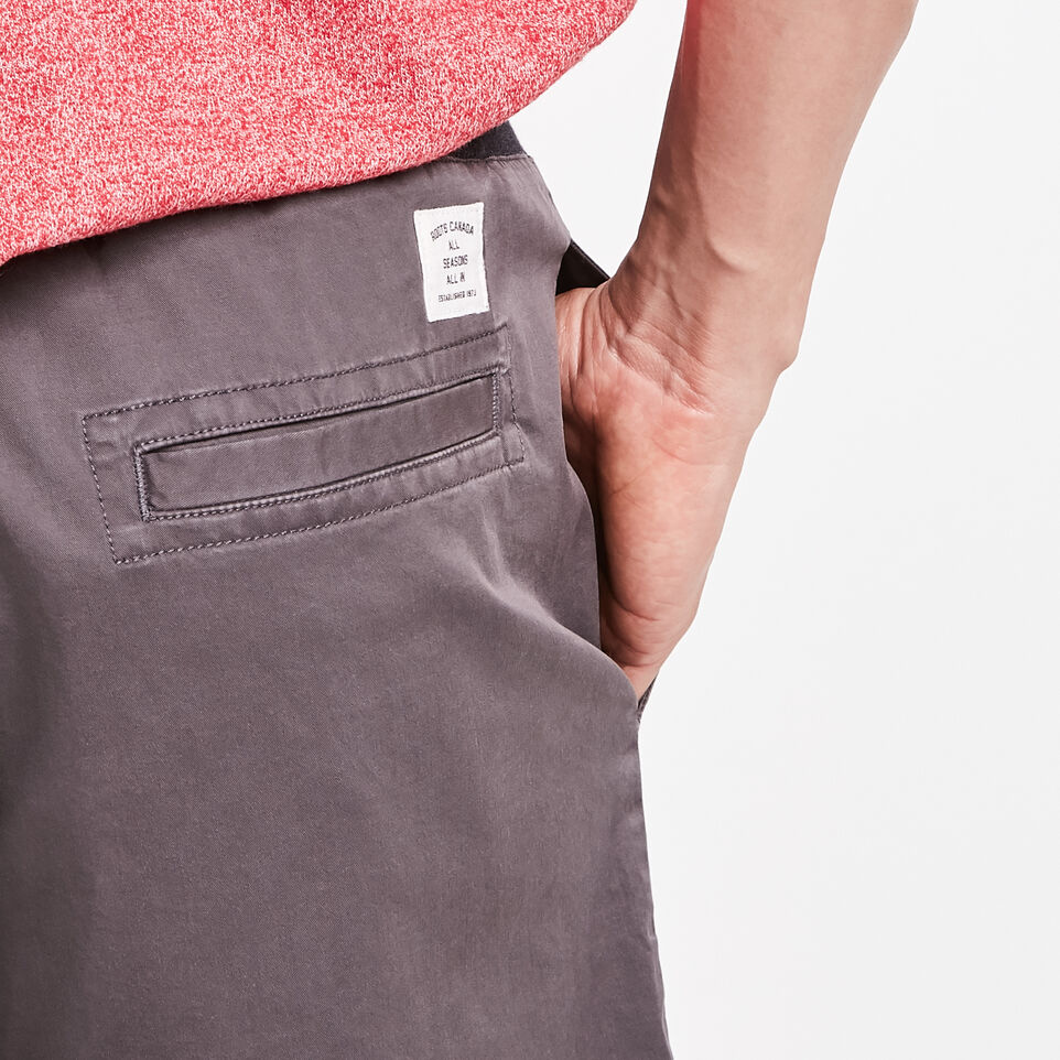 Roots-undefined-Short en twill-undefined-E