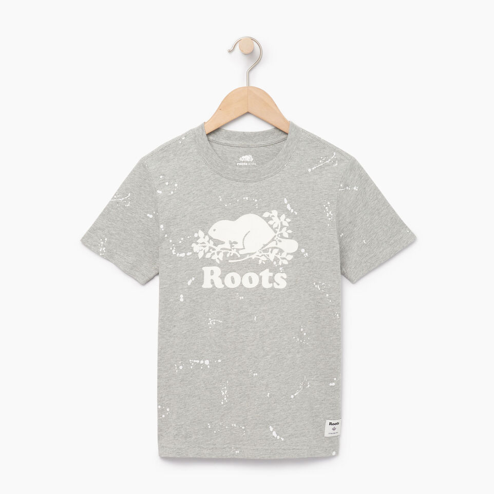 Roots-undefined-Boys Splatter Aop T-shirt-undefined-A