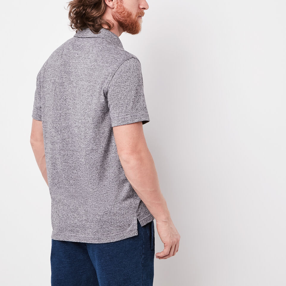 Roots-undefined-Pepper Jersey Polo-undefined-D