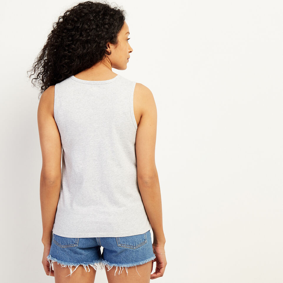 Roots-undefined-Script Tank Top-undefined-D