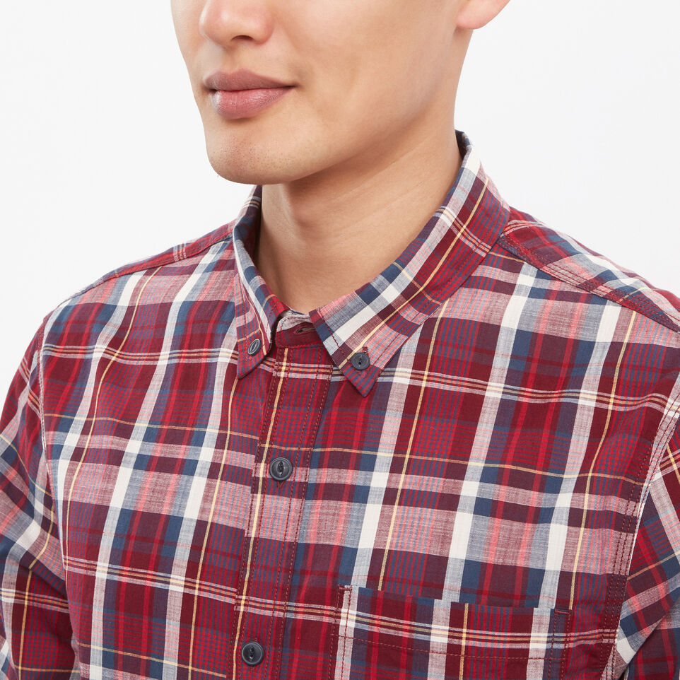 Roots-undefined-Madras Long Sleeve Shirt-undefined-C
