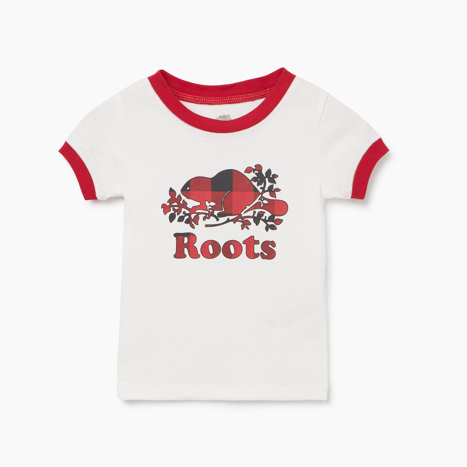 Roots-undefined-Baby Plaid PJ Set-undefined-B