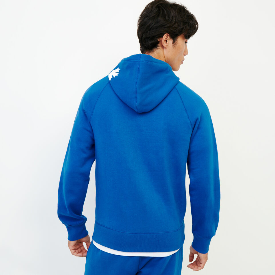 Roots-Men Our Favourite New Arrivals-Original Kanga Hoody-Olympus Blue-D