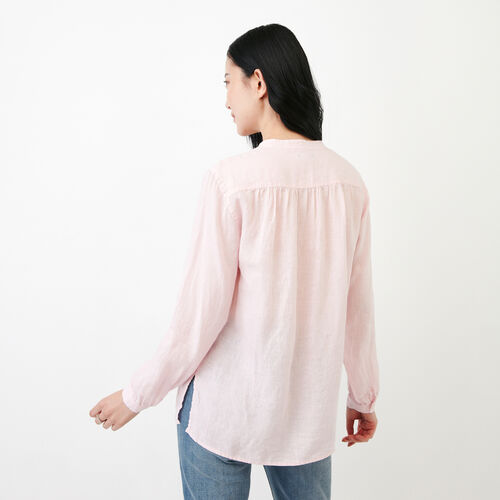 Roots-Women Our Favourite New Arrivals-Camrose Top-Cradle Pink-D
