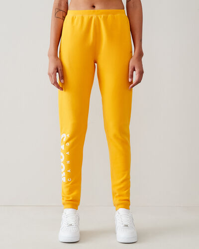 Roots-Sweats Sweatsuit Sets-Original Retro Sweatpant-Saffron-A