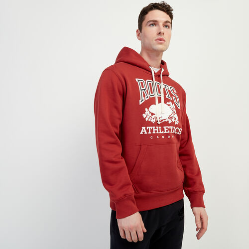 Roots-Men Our Favourite New Arrivals-RBA Kanga Hoody-Rosewood-A