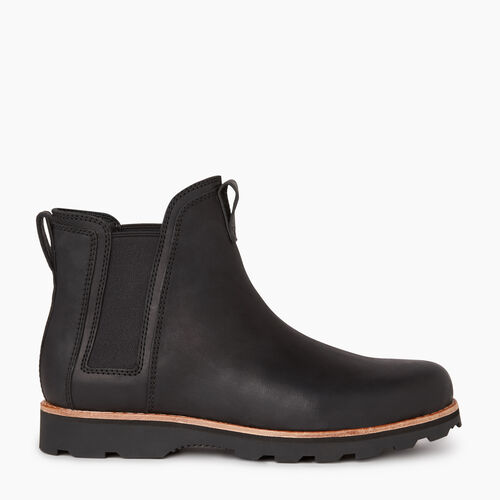 Roots-Footwear Our Favourite New Arrivals-Mens Junction Boot-Black-A