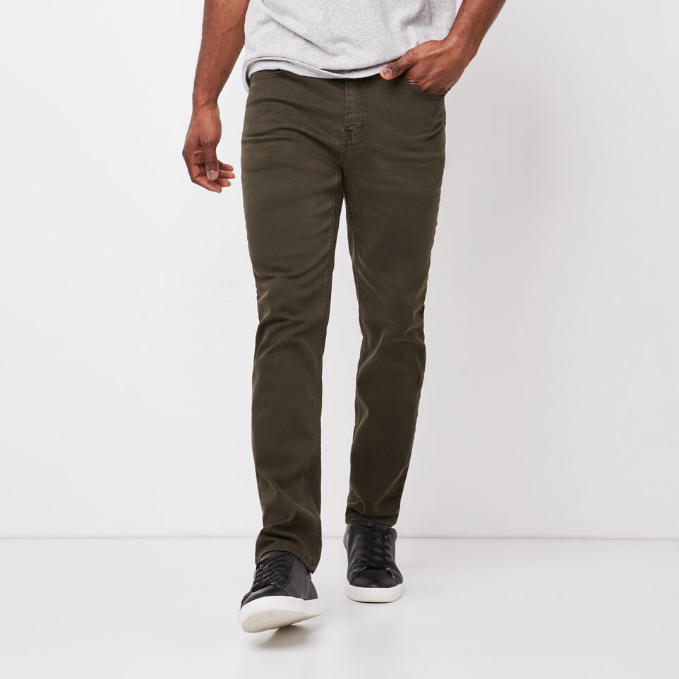 Roots-undefined-Pantalon À 5Poches Albany-undefined-A