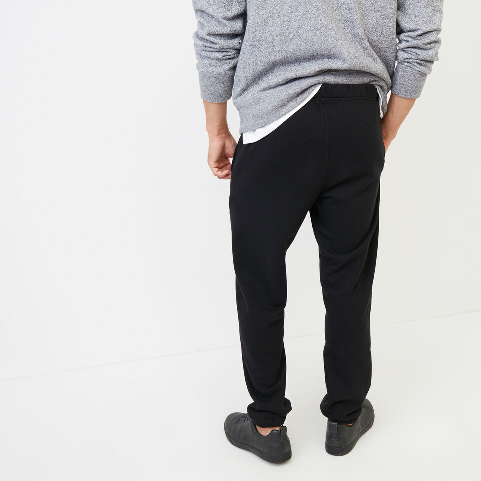Roots-undefined-Stamps Slim Sweatpant-undefined-D