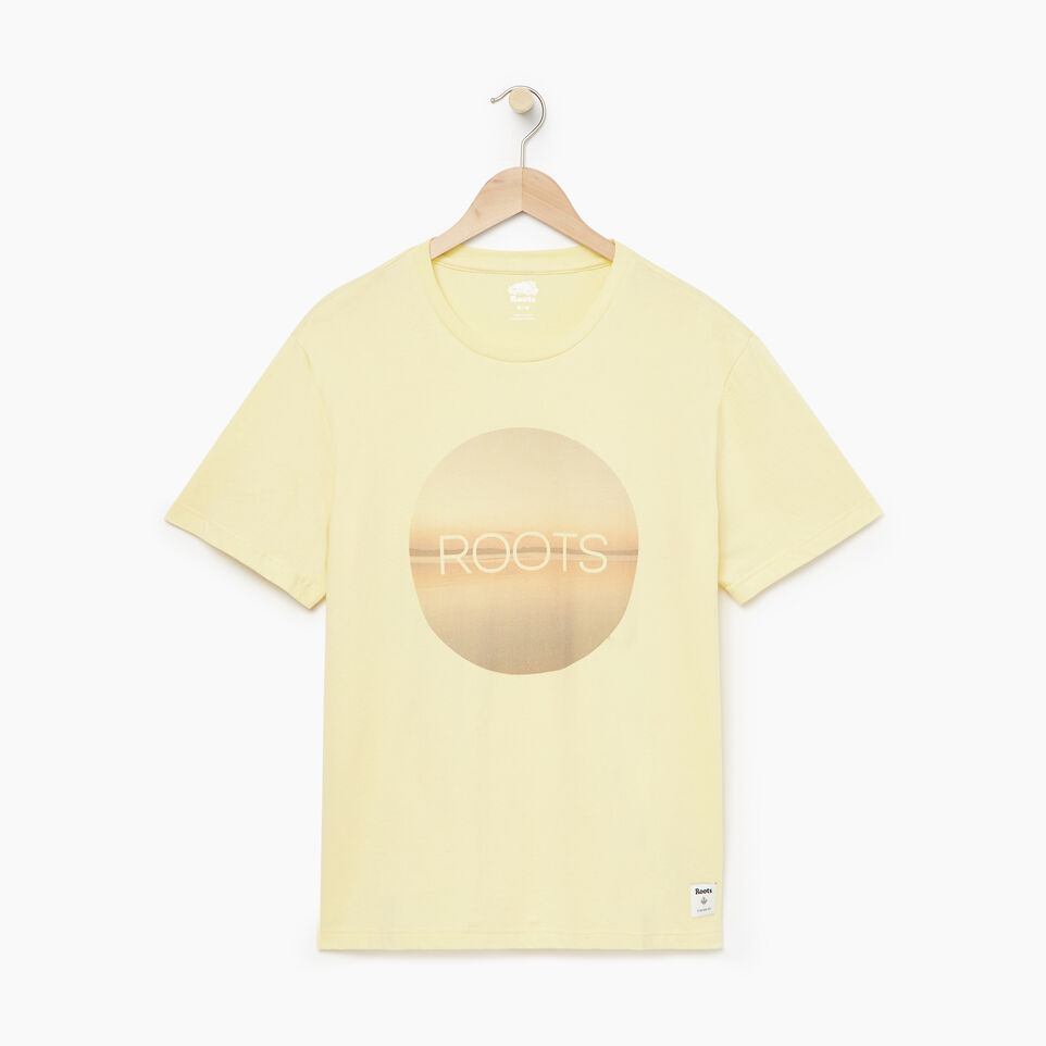 Roots-undefined-Mens Horizons T-shirt-undefined-A
