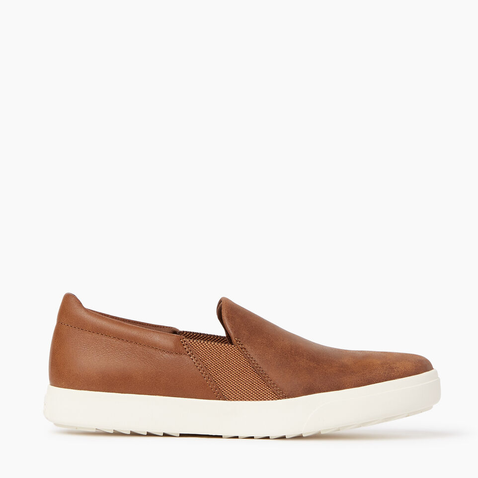 Roots-Women Categories-Womens Annex Slip-on-Natural-A