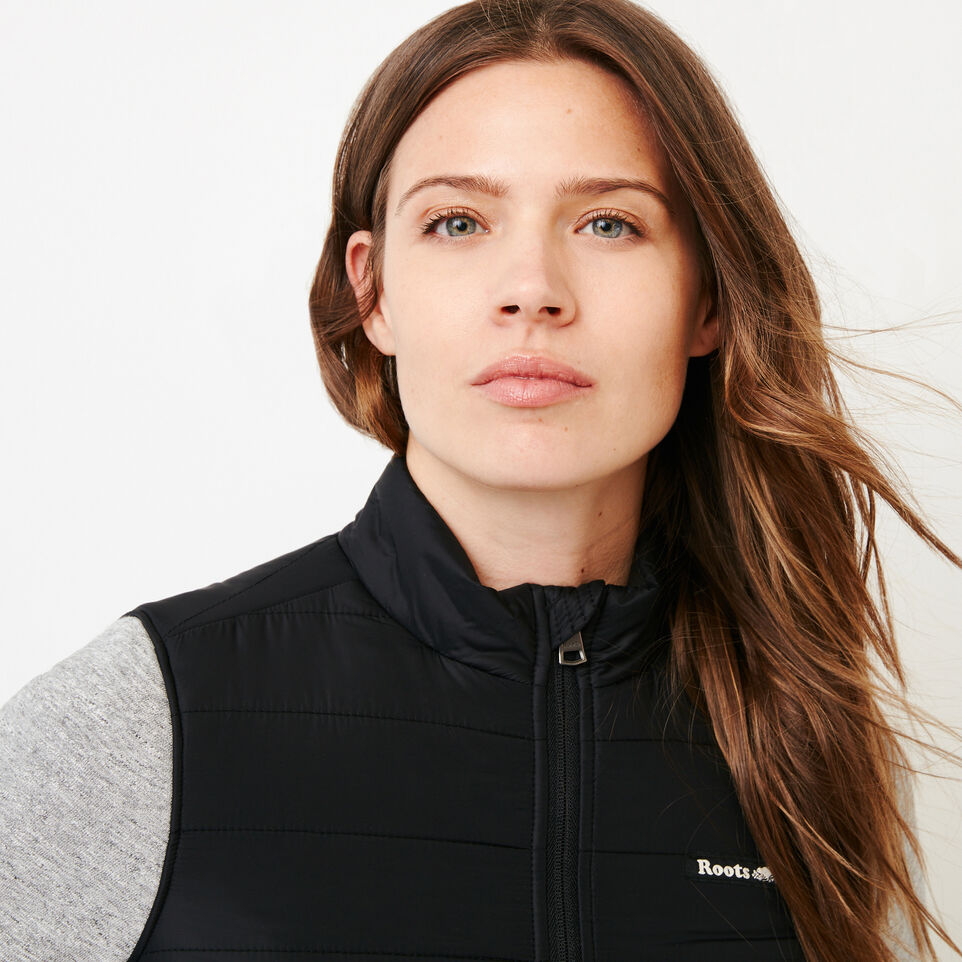 Roots-New For March Daily Offer-Roots Hybrid Jacket-Black-E
